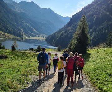Artikelbild zu Artikel Bergtour zum Klafferkessel