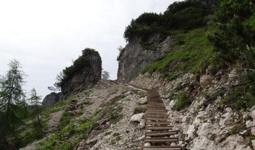 Artikelbild zu Artikel Bergtour Spechtenköpfe – Hochschlegel So., 20.06.2021
