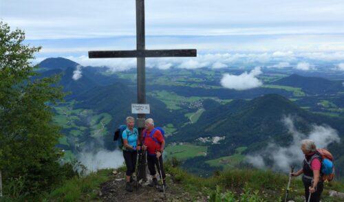 Artikelbild zu Artikel 2021.08.04.    Ochsenberg (1487 m) und Eibleck (1517 m)