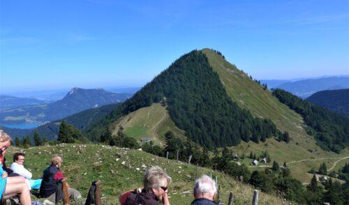 Artikelbild zu Artikel Bergtour zur Loibersbacher Höhe (1.456 m) bei Faistenau
