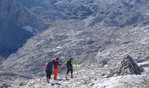 Artikelbild zu Artikel Bergtour Spitzmauer/Gr. Priel über Klettersteige